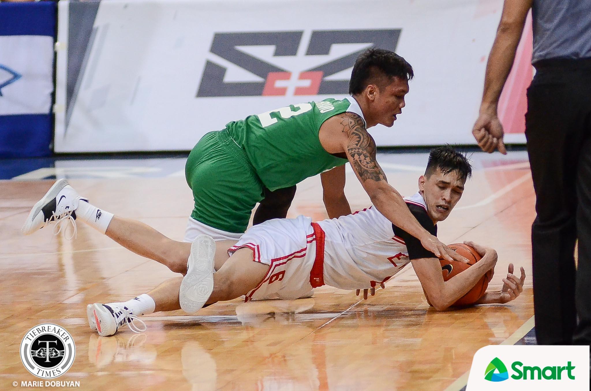 Tiebreaker Times Neil Tolentino basks in revenge game over La Salle Basketball News UAAP UE  UE Men's Basketball UAAP Season 82 Men's Basketball UAAP Season 82 Neil Tolentino