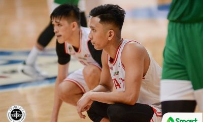 Tiebreaker Times Draining clutch triples not just luck for Rey Suerte Basketball News UAAP UE  UE Men's Basketball UAAP Season 82 Men's Basketball UAAP Season 82 Rey Suerte Lawrence Chongson