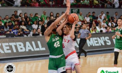 Tiebreaker Times Neil Tolentino basks in revenge game over La Salle Basketball News UAAP UE  UE Men's Basketball UAAP Season 82 Men's Basketball UAAP Season 82 Neil Tolentino