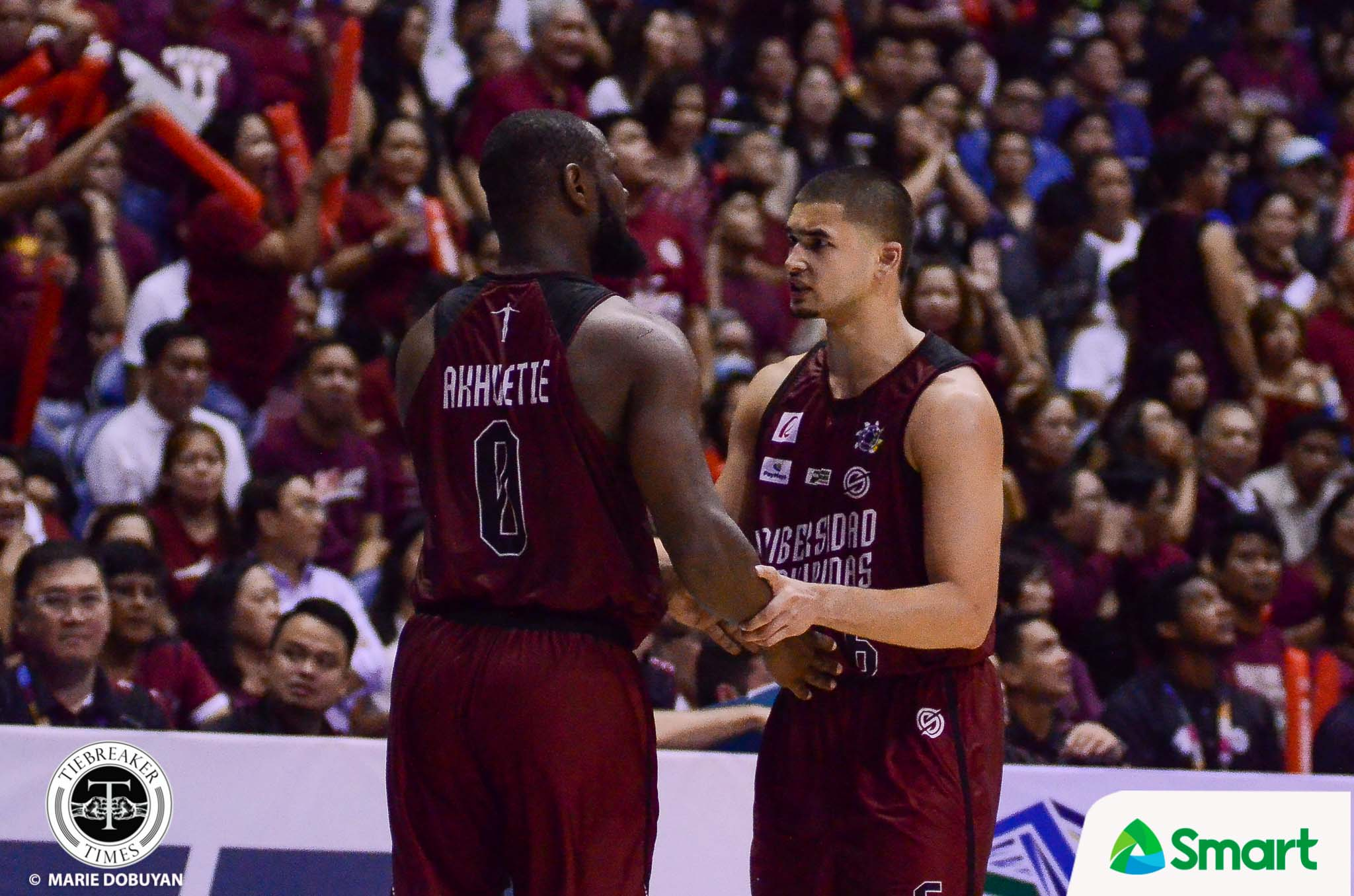 Tiebreaker Times Learning experience for Kobe Paras after facing Ateneo for first time Basketball News UAAP UP  UP Men's Basketball UAAP Season 82 Men's Basketball UAAP Season 82 Kobe Paras