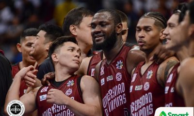Tiebreaker Times Bright Akhuetie blocks off noise from 12,000 strong crowd to ease pressure Basketball News UAAP UP  UP Men's Basketball UAAP Season 82 Men's Basketball UAAP Season 82 Bright Akhuetie