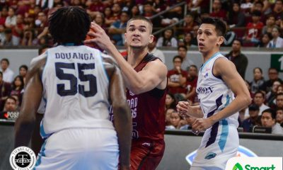 Tiebreaker Times Kobe Paras looks back on struggles that led him to UP Basketball News UAAP UP  UP Men's Basketball UAAP Season 82 Men's Basketball UAAP Season 82 Kobe Paras