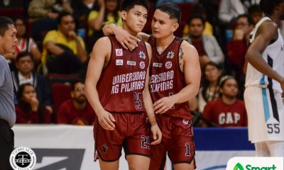 Tiebreaker Times Ricci Rivero, Juan Gomez de Liano were always ready for Gilas call-up 2019 SEA Games Basketball Gilas Pilipinas News UAAP UP  UAAP Season 82 Men's Basketball UAAP Season 82 Ricci Rivero Juan Gomez De Liano Gilas Pilipinas Men 2019 SEA Games - Basketball 2019 SEA Games