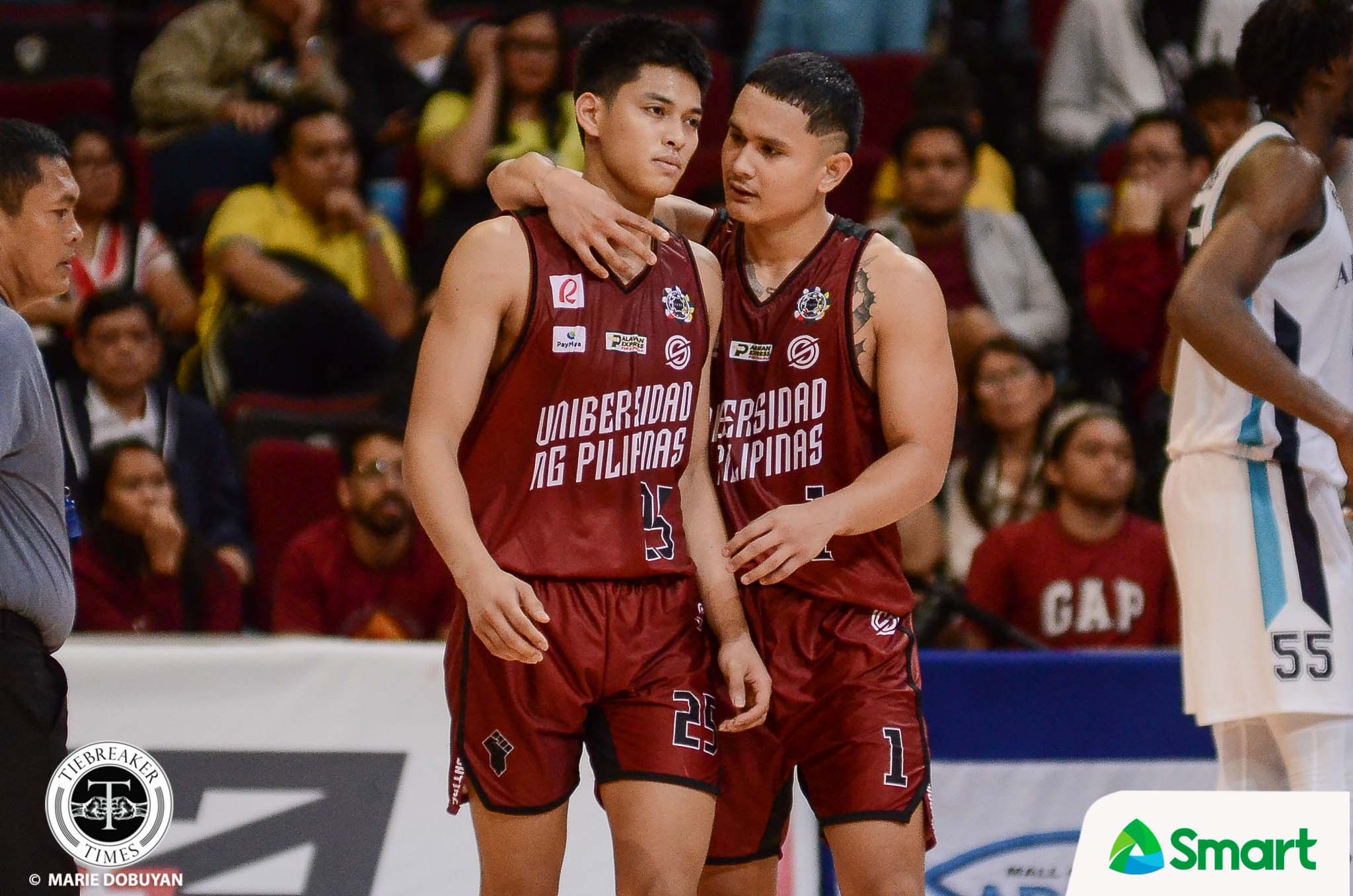 Tiebreaker Times Despite team of alphas, Juan GDL says UP does not have chemistry issues Basketball News UAAP UP  UAAP Season 82 Men's Basketball UAAP Season 82 Juan Gomez De Liano Bo Perasol