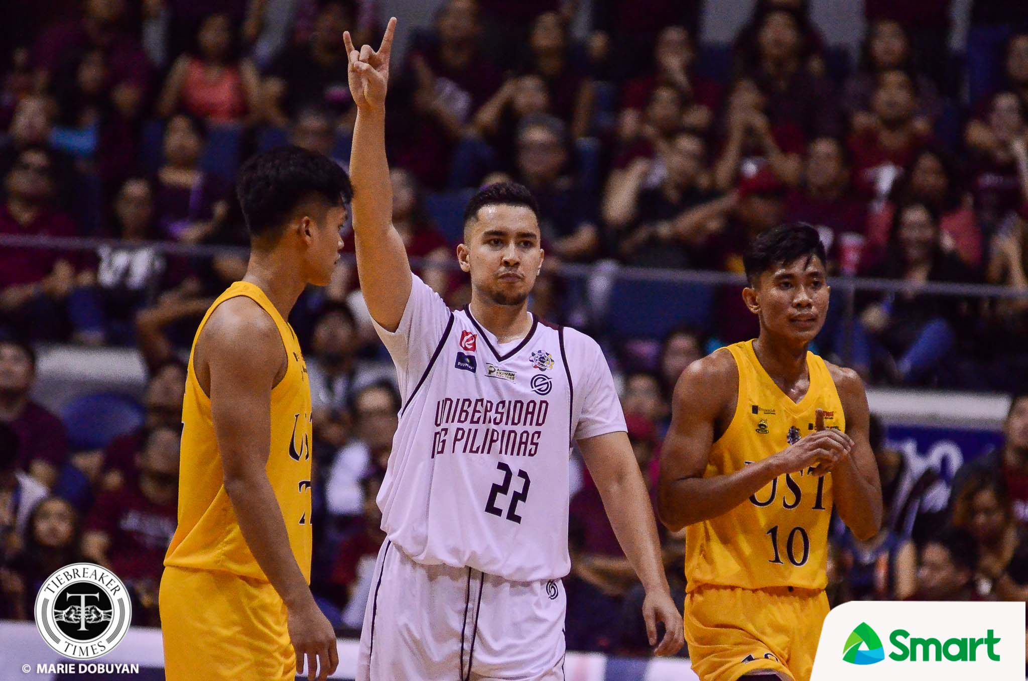 UAAP82-Mens-Basketball-UP-vs-UST-Javi-GDL-3365 Javi GDL makes tough decision to forgo final year in UP Basketball News UAAP UP  - philippine sports news