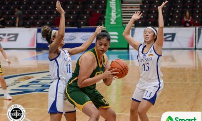 Tiebreaker Times Clare Castro powers FEU rally versus Ateneo for second win ADMU Basketball FEU News UAAP  Valerie Mamaril UAAP Season 82 Women's Basketball UAAP Season 82 Joanne Nimes Jhazmin Joson Hazelle Yam FEU Women's Basketball fatima quiapo Clare Castro Blanche Bahuyan Ateneo Women's Basketball