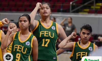 Tiebreaker Times Clare Castro says academics reason for missing Women's Asia Cup Basketball FEU Gilas Pilipinas News UAAP  UAAP Season 82 Women's Basketball UAAP Season 82 Gilas Pilipinas Women FEU Women's Basketball Clare Castro Bert Flores 2019 FIBA Women's Asia Cup
