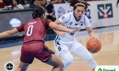 Tiebreaker Times No longer afraid, Mar Prado playing best basketball in young career AdU Basketball News UAAP  UAAP Season 82 Women's Basketball UAAP Season 82 Mar Prado Adamson Women's Basketball