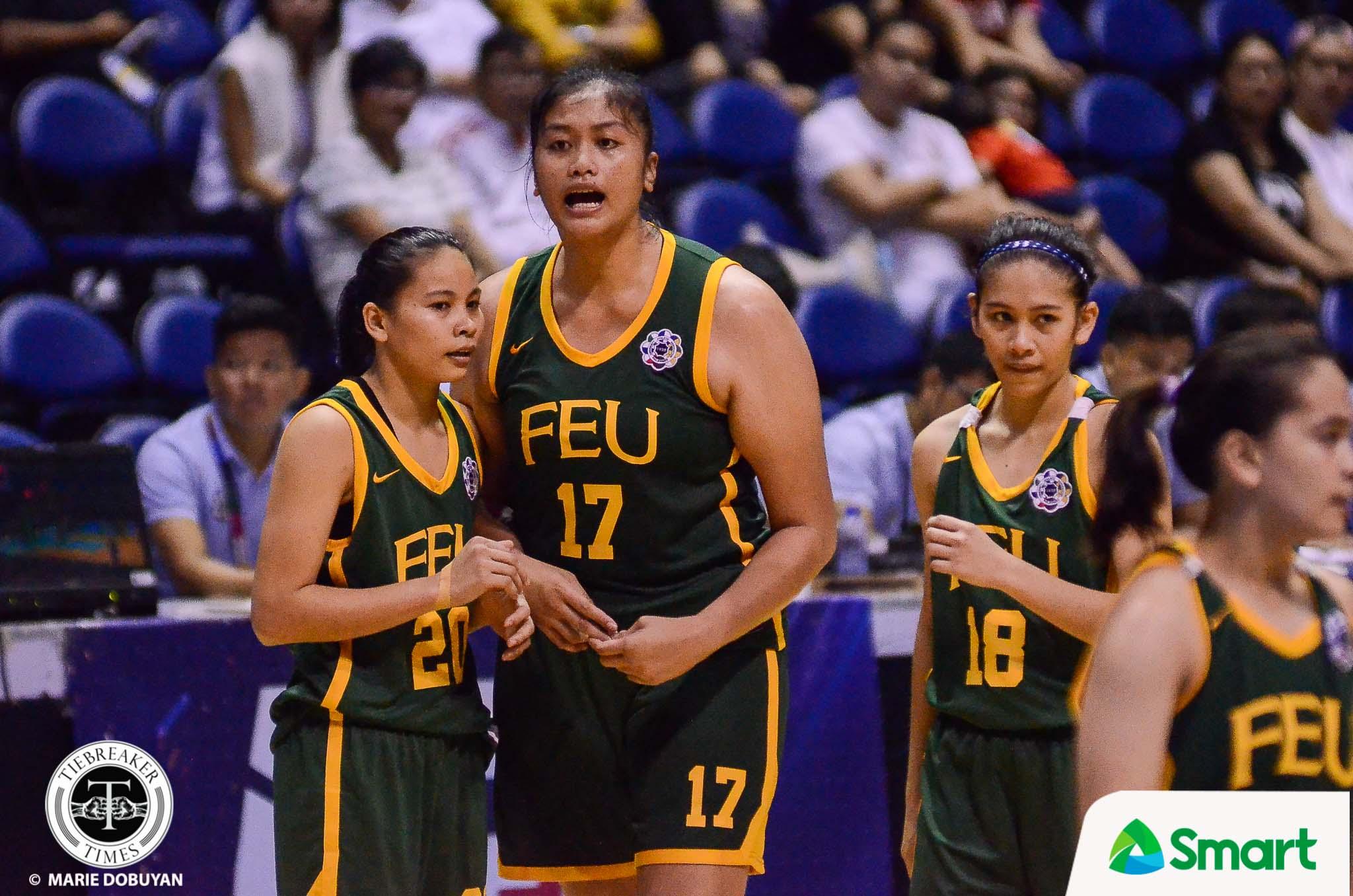 Tiebreaker Times Clare Castro hopes FEU overcomes 'problems' to extend her career Basketball FEU News UAAP  UAAP Season 82 Women's Basketball UAAP Season 82 FEU Women's Basketball Clare Castro