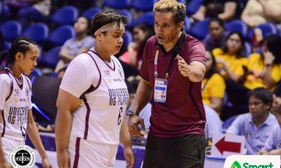 Tiebreaker Times Asi Taulava tells daughter Ash to trust UP Lady Maroons process Basketball News UAAP UP  UP Women's Basketball UAAP Season 82 Women's Basketball UAAP Season 82 Asi Taulava Ash Taulava