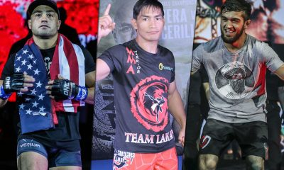 Tiebreaker Times Eduard Folayang predicts finish in ONE Lightweight GP Finals Mixed Martial Arts News ONE Championship  Team Lakay Saygid Guseyn Arslanaliev ONE: Century Eduard Folayang Eddie Alvarez