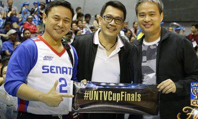 Tiebreaker Times SSS Kabalikat, DENR Warriors join UNTV Cup wars Basketball News  SSS Kabalikat DENR Warriors Daniel Razon 2019 UNTV Cup