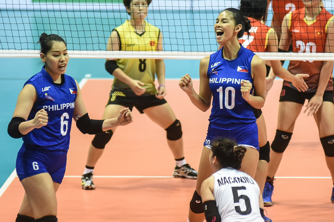 2019-asean-gp-second-leg-philippines-def-vietnam-majoy-baron Suzara sees more Filipino volleyball players playing overseas soon News Volleyball  - philippine sports news