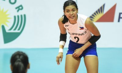 Tiebreaker Times Alyssa Valdez knows PWNVT can get things together come SEA Games News Volleyball  Philippine Women's National Volleyball Team 2019 SEA Grand Prix