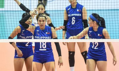 Tiebreaker Times Philippines to use Thai loss as motivation for silver finish, says Maraño Uncategorized  Philippine Women's National Volleyball Team Aby Marano 2019 SEA Grand Prix