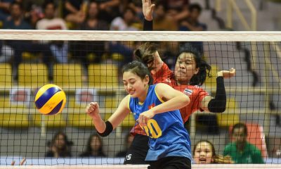 Tiebreaker Times Thailand dispatches Vietnam to secure ASEAN Grand Prix 2nd leg gold News Volleyball  Wanitchaya Luangtonglang Vietnam (Volleyball) Thi Kieu Trinh Hoang Thailand (Volleyball) Pleumjit Thinkaow Malika Kanthong 2019 SEA Grand Prix