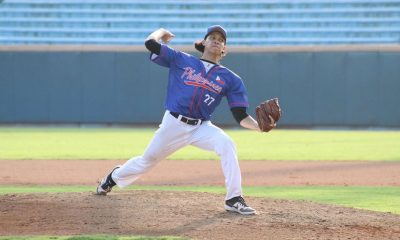 Tiebreaker Times Salud, Philippines make great China escape, go to 2-0 in Asian Championship Baseball News  Romeo Jasmin Miguel Salud Junmar Diarao Jonash Ponce Diego Lozano China (Baseball) 2019 BFA Asian Championship