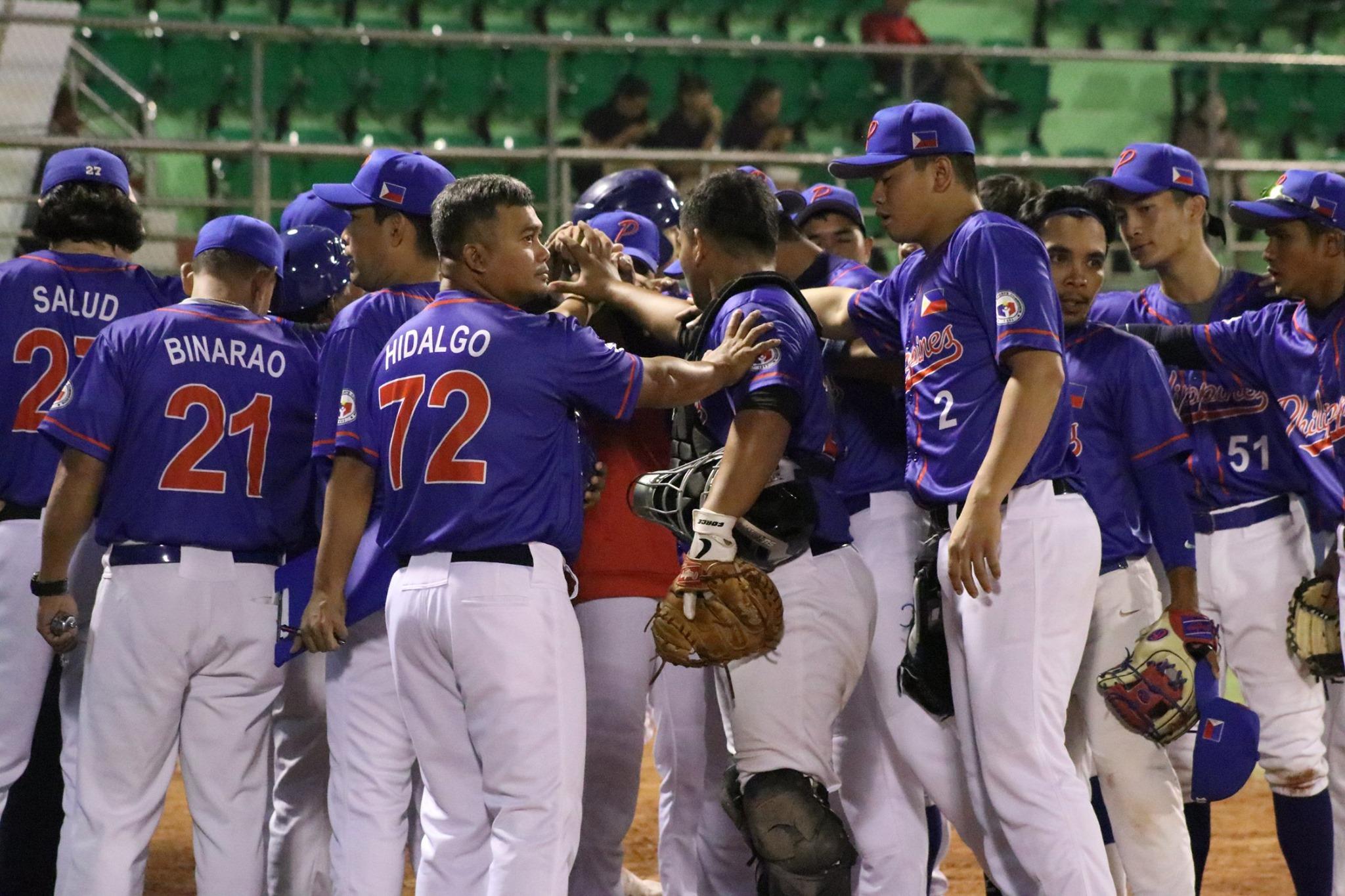 Tiebreaker Times Lozano, Pareja named to all-Asia Team, Bosito tallies most SBs Baseball News  Jennald Pareja Erwin Bosito Diego Lozano 2019 BFA Asian Championship