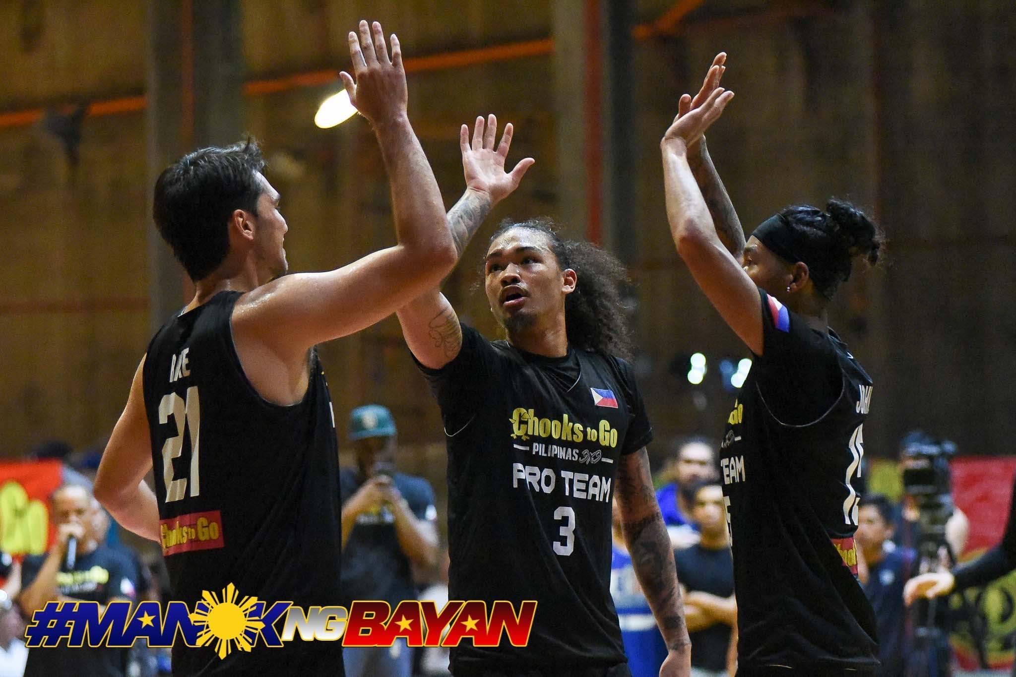 Tiebreaker Times Chooks 3x3 stars to be honored during PSA Awards 3x3 Basketball Chooks-to-Go Pilipinas 3x3 News  Ronald Mascarinas Joshua Munzon Alvin Pasaol 2020 PSA Awards