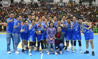 Tiebreaker Times Gemma Miranda tows PSI-Air Force to first-ever WNBL championship Basketball NBL News  Taguig Generals Philippine Air Force Lady Defenders Lovejoy Sto. Domingo Janine Pontejos Gemma Miranda Cindy Resultay Anna Buendia 2019 NBL Season