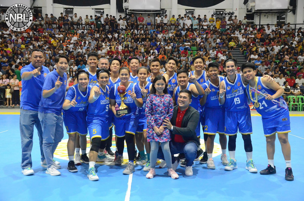 2019-nbl-season-finals-game-3-air-force-def-taguig-champions After getting everyone's attention, Aquino hopes women's basketball can find a home 2019 SEA Games Basketball Gilas Pilipinas News  - philippine sports news