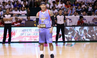 Tiebreaker Times Eloy Poligrates hailed 2019 Foundation Cup MVP Basketball News PBA D-League  Eloy Poligrates 2019 PBA D-League Foundation Cup