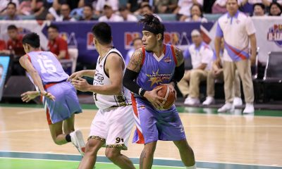 Tiebreaker Times Poligrates hardly celebrates MVP as Marinerong Pilipino fails to sweep Basketball News PBA D-League  Marinerong Pilipino Eloy Poligrates 2019 PBA D-League Foundation Cup