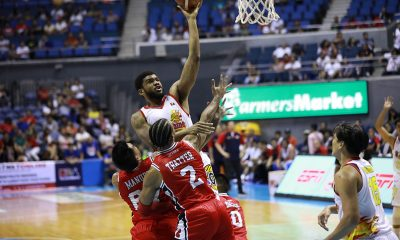 Tiebreaker Times Caloy Garcia hints at import switch Basketball News PBA  Rain or Shine Elasto Painters PBA Season 44 Kayel Locke Caloy Garcia 2019 PBA Governors Cup