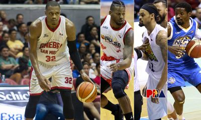 Tiebreaker Times Justin Brownlee in awe of Govs' Cup import pool: 'The most talented I've seen' Basketball News PBA  PBA Season 44 Justin Brownlee Barangay Ginebra San Miguel 2019 PBA Governors Cup