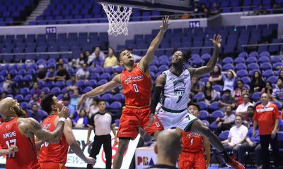 Tiebreaker Times CJ Perez, Columbian hand NorthPort second straight loss Basketball News PBA  Robert Bolick Rashawn McCarthy Pido Jarencio PBA Season 44 Northport Batang Pier Mychal Ammons Mo Tautuaa Khapri Alston Johnedel Cardel Garvo Lanete Eric Camson Columbian Dyip CJ Perez 2019 PBA Governors Cup