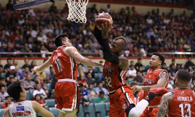 Tiebreaker Times Marqus Blakely is top two in Devance's list Basketball News PBA  Tim Cone PBA Season 44 Marqus Blakely Joe Devance Blackwater Elite Barangay Ginebra San Miguel 2019 PBA Governors Cup