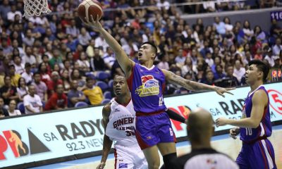 Tiebreaker Times Jio Jalalon not affected by trade talks: 'Di ko kailangan isipin yun' Basketball News PBA  PBA Season 44 Magnolia Hotshots Jio Jalalon 2019 PBA Governors Cup