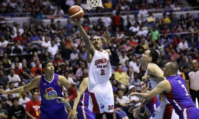 Tiebreaker Times Brownlee wanted to get another triple-double, but win more satisfying Basketball News PBA  PBA Season 44 Justin Brownlee Barangay Ginebra San Miguel 2019 PBA Governors Cup