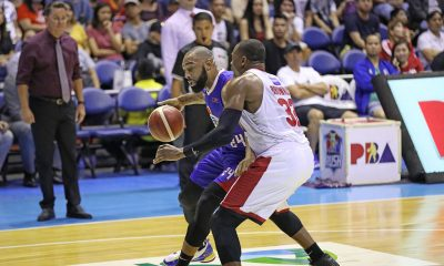 Tiebreaker Times Rust spoils Romeo Travis' Magnolia return Basketball News PBA  Romeo Travis PBA Season 44 Magnolia Hotshots 2019 PBA Governors Cup