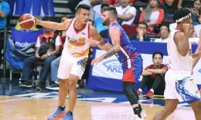 Tiebreaker Times Tough blow for Rain or Shine as James Yap suffers another groin injury Basketball News PBA  Rain or Shine Elasto Painters PBA Season 44 James Yap Caloy Garcia 2019 PBA Governors Cup