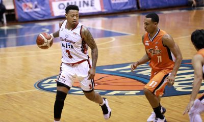 Tiebreaker Times Dimaunahan not worried about dip in Ray Parks' scoring Basketball News PBA  PBA Season 44 Bobby Ray Parks Jr. Blackwater Elite Aris Dimaunahan 2019 pba govenors cup