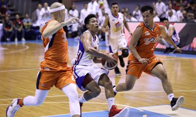 Tiebreaker Times Embarrassing loss to Meralco fueled Magnolia's current run, says Barroca Basketball News PBA  PBA Season 44 Mark Barroca Magnolia Hotshots 2019 PBA Governors Cup