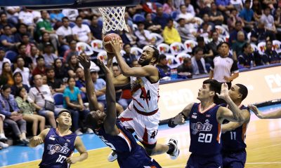 Tiebreaker Times Leo Austria calls on locals to step up to lessen weight on Wells Basketball News PBA  San Miguel Beermen PBA Season 44 Leo Austria Dez Wells 2019 PBA Governors Cup