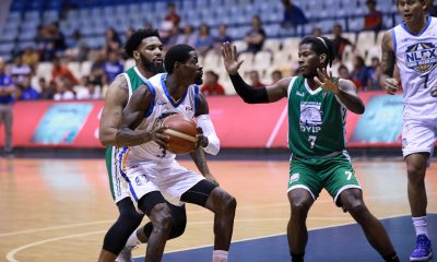 Tiebreaker Times Yeng Guiao on new import Manny: 'Sana may swerte sa mga Harris' Basketball News PBA  Yeng Guiao PBA Season 44 NLEX Road Warriors manny harris 2019 PBA Governors Cup