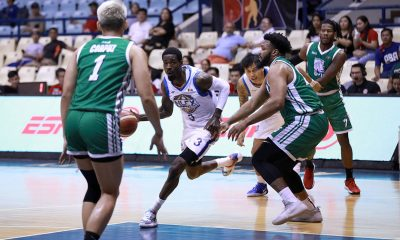 Tiebreaker Times Manny Harris shows worth as NLEX survives Columbian assault Basketball News PBA  Yeng Guiao PBA Season 44 NLEX Road Warriors manny harris Johnedel Cardel Columbian Dyip 2019 PBA Governors Cup