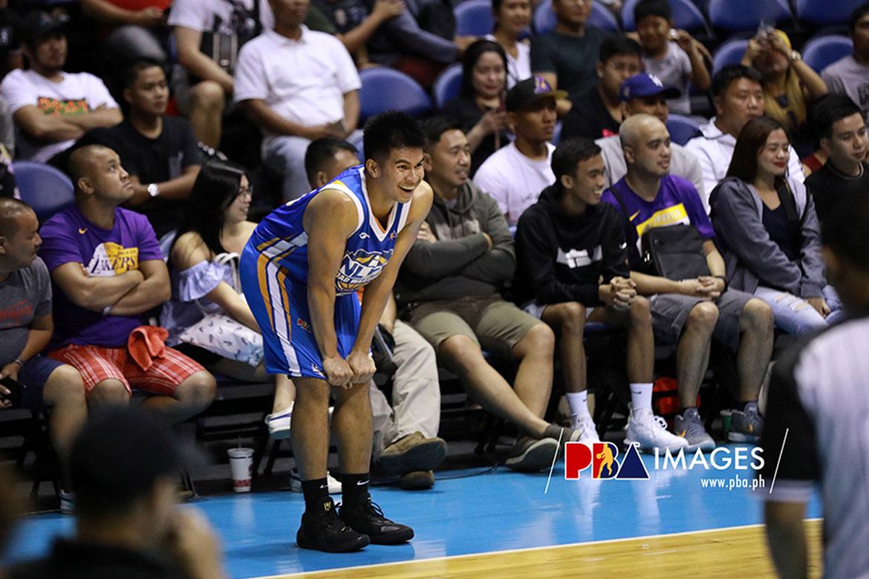 Tiebreaker Times Kiefer Ravena on Poy Erram trade: 'Parang ang bilis nalugi ng negosyo' Basketball News PBA  PBA Season 45 NLEX Road Warriors Kiefer Ravena JP Erram 2020 PBA Philippine Cup