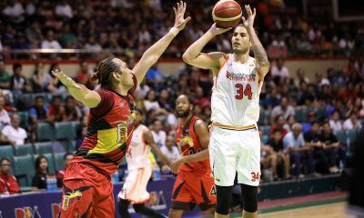 Tiebreaker Times Standhardinger strikes dagger as NorthPort weathers Wells' 56-point barrage Basketball News PBA  San Miguel Beermen Pido Jarencio PBA Season 44 Northport Batang Pier Dez Wells Christian Standhardinger 2019 PBA Governors Cup