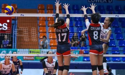 Tiebreaker Times Petron holds off Soltones, PLDT to sweep elimination round News PSL Volleyball  PLDT Home Fibr Power Hitters Petron Blaze Spikers Grethcel Soltones Cherry Rondina Ces Molina 2019 PSL Season 2019 PSL Invitational Cup