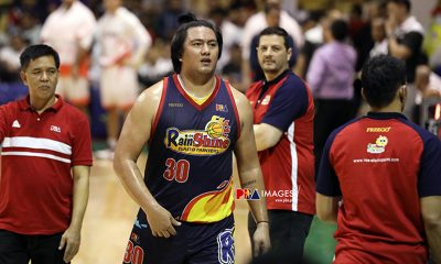 Tiebreaker Times Belga slapped with 20K fine for hit on Perkins Basketball News PBA  PBA Transactions PBA Season 44 Beau Belga 2019 PBA Governors Cup