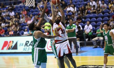 Tiebreaker Times San Miguel believes Mo Tautuaa is perfect Fajardo reliever Basketball News PBA  San Miguel Beermen PBA Season 44 Mo Tautuaa Leo Austria June Mar Fajardo 2019 PBA Governors Cup