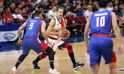 Tiebreaker Times Marcio Lassiter vows to make up for lost time with San Miguel, Gilas Basketball News PBA  San Miguel Beermen PBA Season 44 Marcio Lassiter 2019 PBA Governors Cup