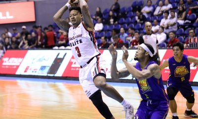 Tiebreaker Times Blackwater nixes TNT's initial offer for Parks Basketball News PBA  TNT Katropa PBA Transactions PBA Season 44 Bobby Ray Parks Jr. Blackwater Elite 2019 PBA Governors Cup