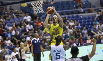 Tiebreaker Times 51-point outing proved how McDaniels is on a different level, says Durham Basketball News PBA  PBA Season 44 Meralco Bolts KJ McDaniels Allen Durham 2019 PBA Governors Cup