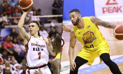 Tiebreaker Times TNT gets DiGregogrio as Heruela comes 'home' Basketball News PBA  TNT Katropa PBA Transactions PBA Season 44 Mike DiGregorio Brian Heruela Blackwater Elite 2019 PBA Governors Cup