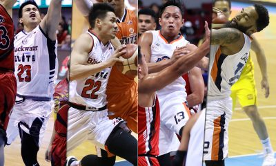 Tiebreaker Times Meralco sweetens deal as Blackwater trade approved by PBA Basketball News PBA  Raymar Jose PBA Transactions PBA Season 44 Mike Tolomia Meralco Bolts KG Canaleta Blackwater Elite Allein Maliksi 2021 PBA Draft 2019 PBA Governors Cup 2019 PBA Draft